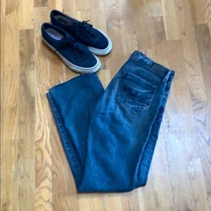 Goldsign Boot Cut Jeans.  26